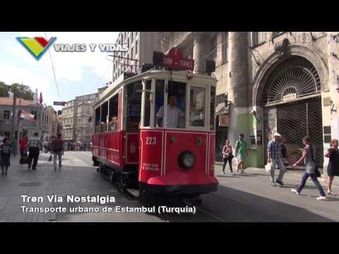 VIAJES Y VIDAS DVD 144 HD, TURQUIA, ESTAMBUL, ESTRECHO BOSFORO