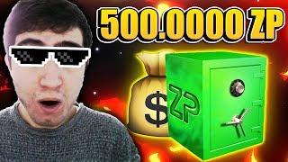 500.000 BİN ZP ÇIKARTTIM OHAA !! SÜPER ZP KASASINDAN !! - ZULA