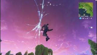 Fortnite rocket almost killed me!!!!!!!! 06/30/2018 Rocket Launch!!!!!!!