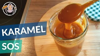 Karamel Sos Nasıl Yapılır ?  Bütün püf noktalarını anlatıyorum  Hatice Mazı ile Yemek Tarifleri