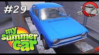 My Summer Car - ПОПЫТКА ПРОЙТИ ТЕХОСМОТР (S2E29)