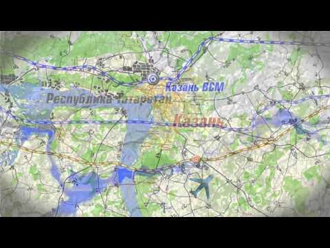 Высокоскоростная магистраль Москва   Казань   Екатеринбург   презентационный фильм