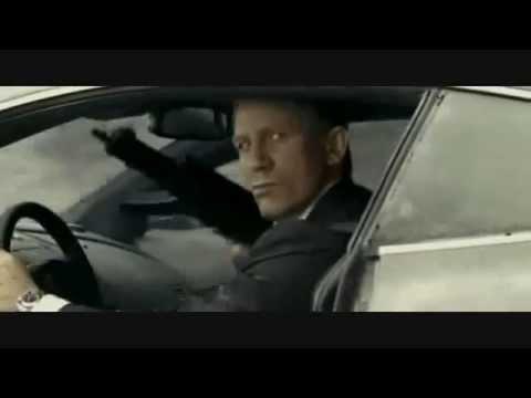 Moonraker/Quantum of Solace - James Bond, 007 Theme Song -  (HD/HQ)