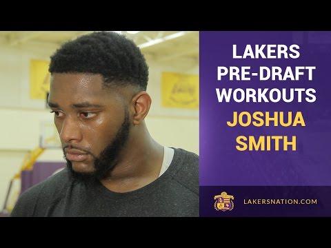 Lakers Pre-Draft Workouts: Joshua Smith