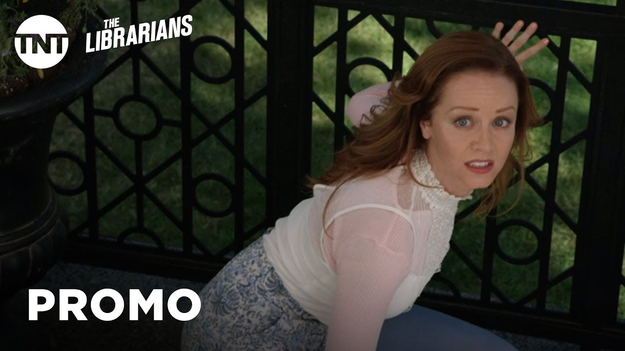 Download The Librarians: And the Hidden Sanctuary - Season 4, Ep. 8 [PROMO] | TNT