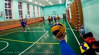 Волейбол от первого лица | Volleyball first person  | Best moments | Highlights | 5 episode | POV
