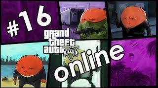 GTA V Online [Дима, Макс] - Аэропорт!