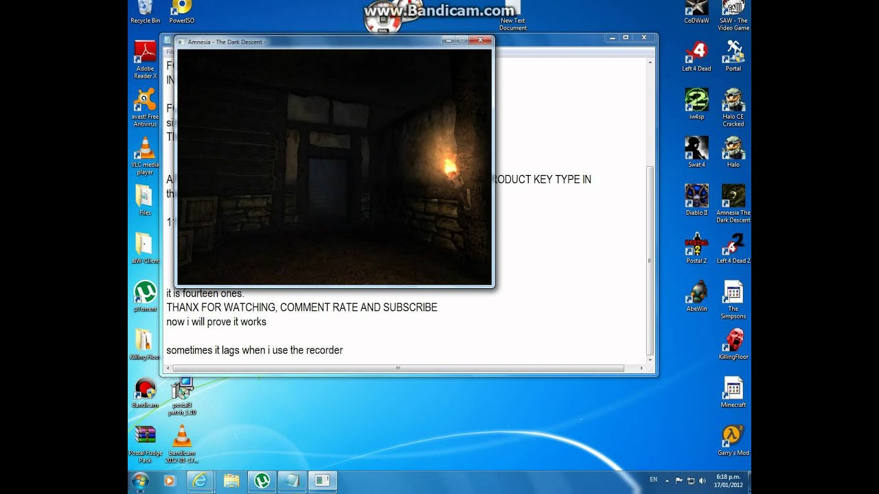 Amnesia The Dark Descent For Mac Torrent