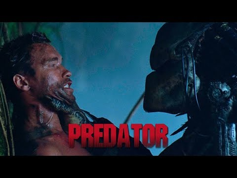 Predator - Dutch Vs The Predator (2/4) [HD]