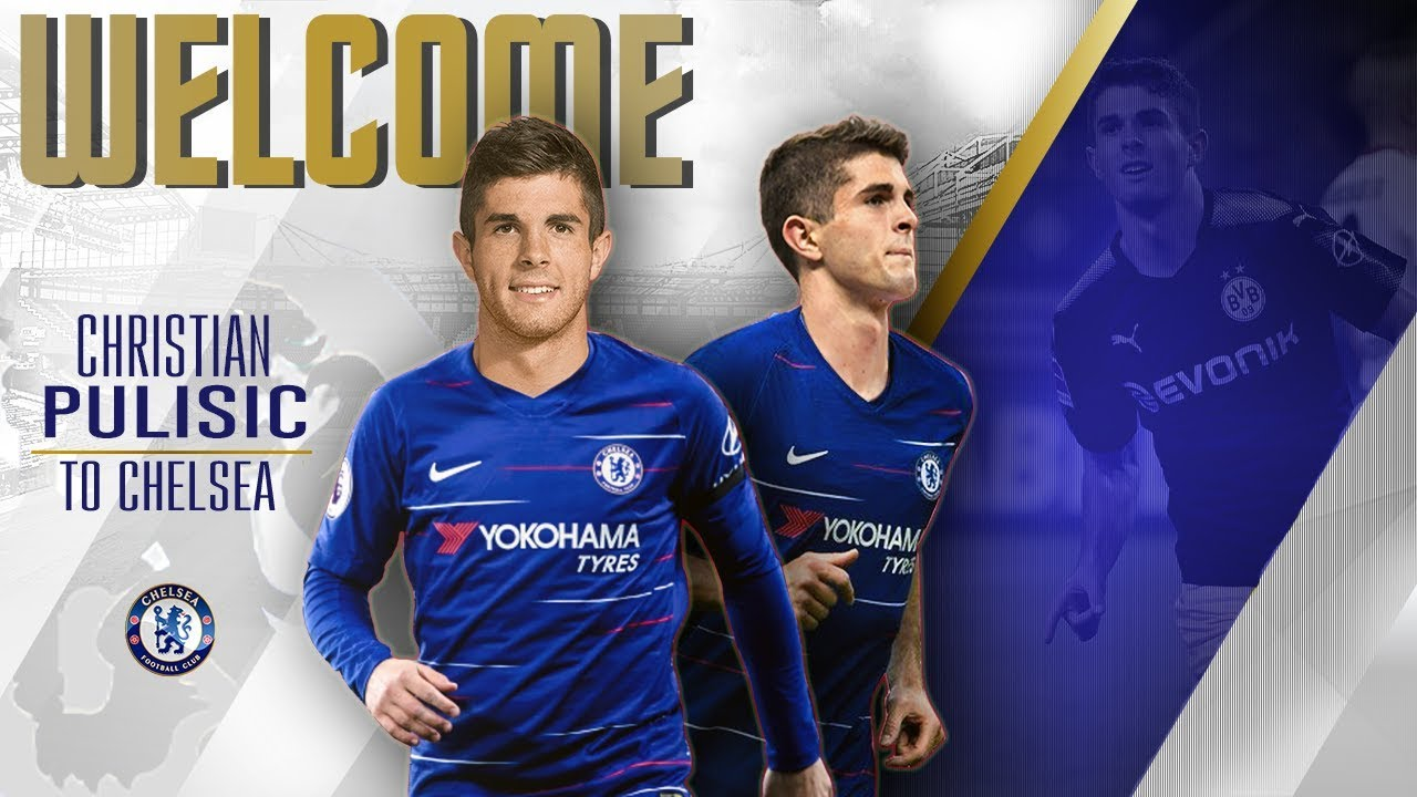 reputable site 4f4a4 9ec76 World Reacts to Pulisic's Move to Chelsea | Bleacher Report ...