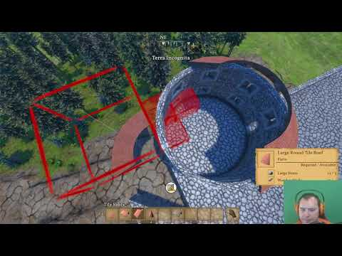 Medieval Engineers Magic, a Hogwarts project 012