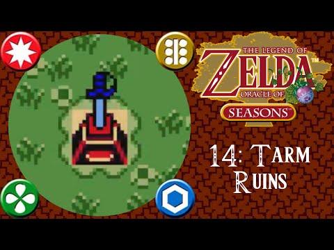 The Legend Of Zelda: Oracle Of Seasons (Linked Game) Walkthrough Part 14