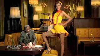 Miranda Kerr'i Hiç Böyle Görmediniz! Japonya Lipton Reklamı