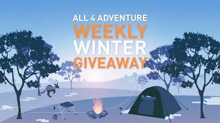 Tackling the Territory: Winter Encore with Major Prize Giveaway