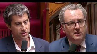François Ruffin face à R. Ferrand :