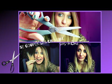 Se couper les pointes de cheveux soi m me youtube - Se couper les pointes soi meme ...