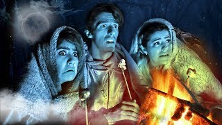 Video NIGHT OF HORROR STORIES  IN THE FOREST | LOS POLINESIOS VLOGS download MP3, 3GP, MP4, WEBM, AVI, FLV September 2018