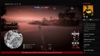 Battlefield 1 'live Extreme Action