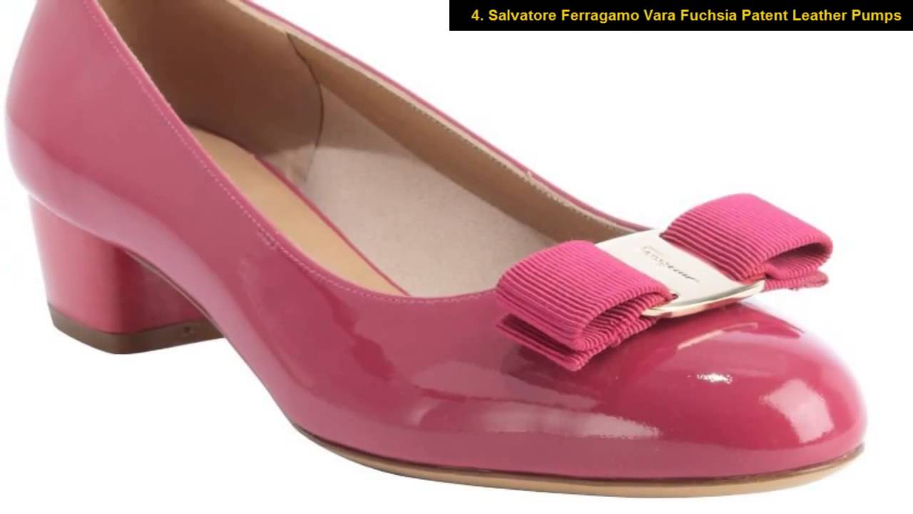 a311ae8aeaf2a Top 10 Salvatore Ferragamo Shoes for Women in 2015 - YouTube