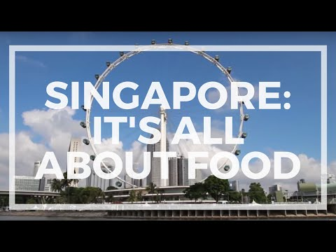 Family Travel To Singapore: Street Food, Aquaduck and Chinatown