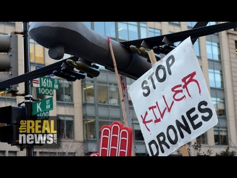 Is Increased Drone Warfare Inevitable?