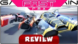 Fast RMX - REVIEW (Nintendo Switch)