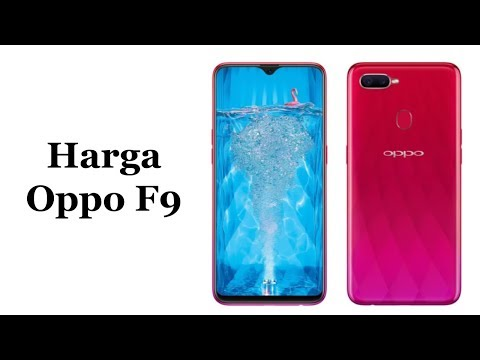 Oppo F9 Indonesia | Harga Dan Spesifikasi Lengkap !