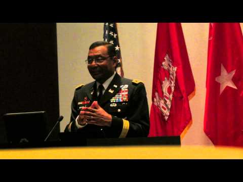 LTG Thomas Bostick Concludes remarks on the Inland waterways