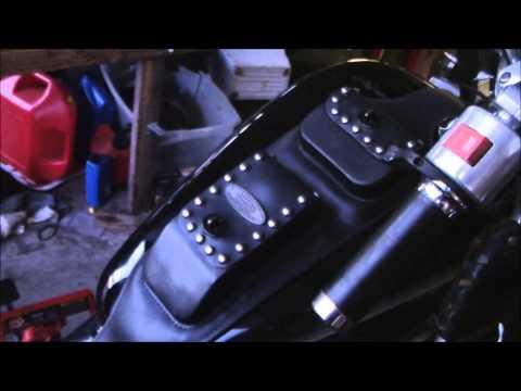 A Way around the VT1100 Fuel Pump problem