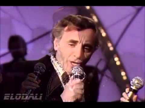 Mireille Mathieu & Charles Aznavour   Une Vie D'Amour