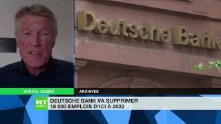 Vu de l\'extérieur : «La Deutsche Bank est vraiment en très mauvaise posture»