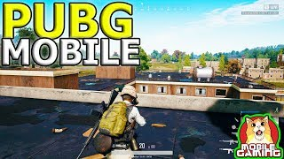 PUBG MOBILE  - GAMEPLAY ( iOS / ANDROID ) - LIVE HD