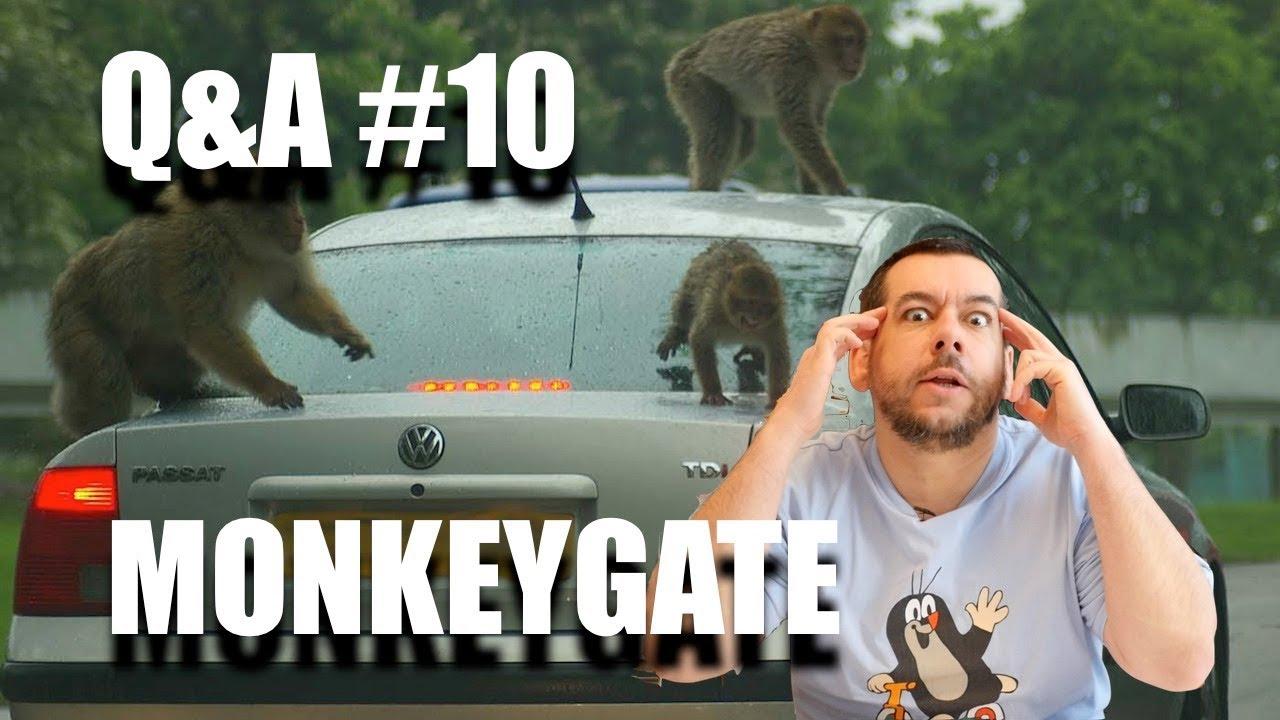 Q&A #10 (PL) – Monkeygate