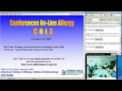 Contact Dermatitis (Sharon Jacob, MD)