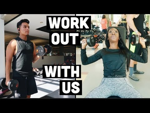 Workout Routine | How We Stay Fit In College | Oregon State University