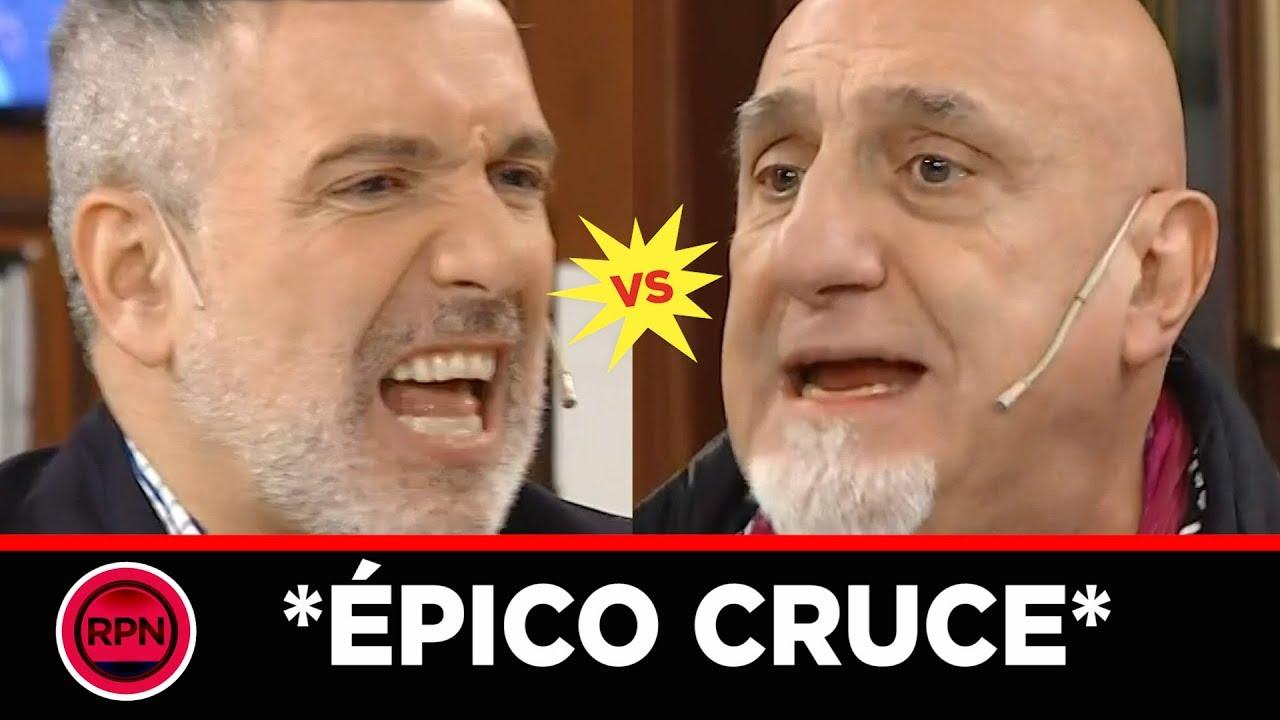 *ÉPICO* cruce de Pablo Duggan al ULTRA-Macrista Juan Acosta