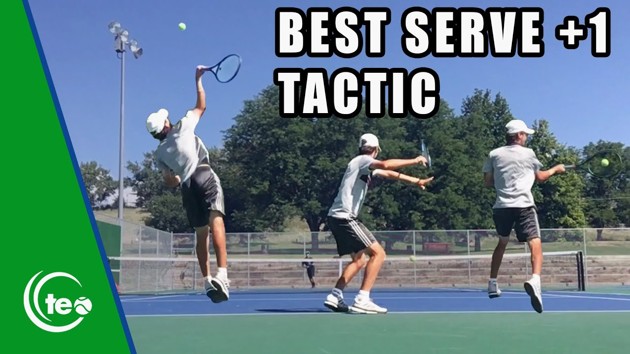 Simple Serve +1 Tactic Revealed: TENNIS STRATEGY