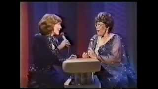 "Karen Carpenter/Ella Fitzgerald medley, recorded for ""Music,Music,Music"