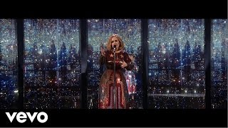 adele   when we were young   live at the brit awards 2016