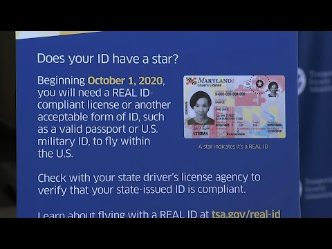 Stichiz - Deadline For All To Have Real ID To Travel