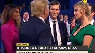Jared Kushner speaks of Trump