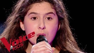 Adele - All I Ask | Ermonia | The Voice Kids France 2018 | Demi-finale