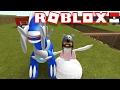 DIALGA + MEGA GARDEVOIR!!!! | Pokémon Fighters EX | ROBLOX