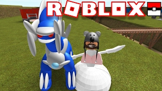 DIALGA - MEGA GUARDVOIR!!!! | Pokémon Fighters EX Roblox
