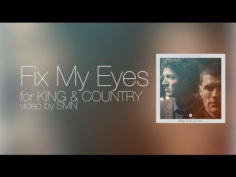 Fix My Eyes Lyric Video