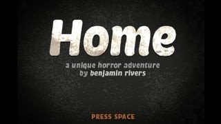 (Jugando a) Home- A unique horror adventure - Parte 1