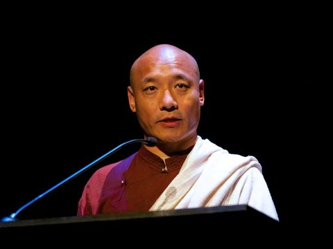 Media & the Public Trust | Anam Thubten Rinpoche | 2016 Festival of Faiths
