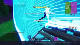 PLAYING PRIVATE PARTIES WITH SUBS DISCOVERING BALSA BUTTON [Fortnite Battle Royale] !!!
