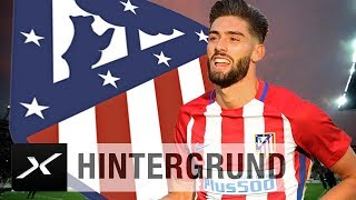 Yannick Carrasco: Atleticos Mittelfeld-Ass im Profil | Atletico Madrid | LaLiga