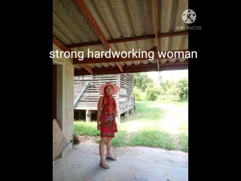 Day in the farm organic way model #woman #organic #model#friends #inspire #change#comment